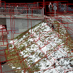 An Interactive Visualization System for Huge Architectural Laser Scans